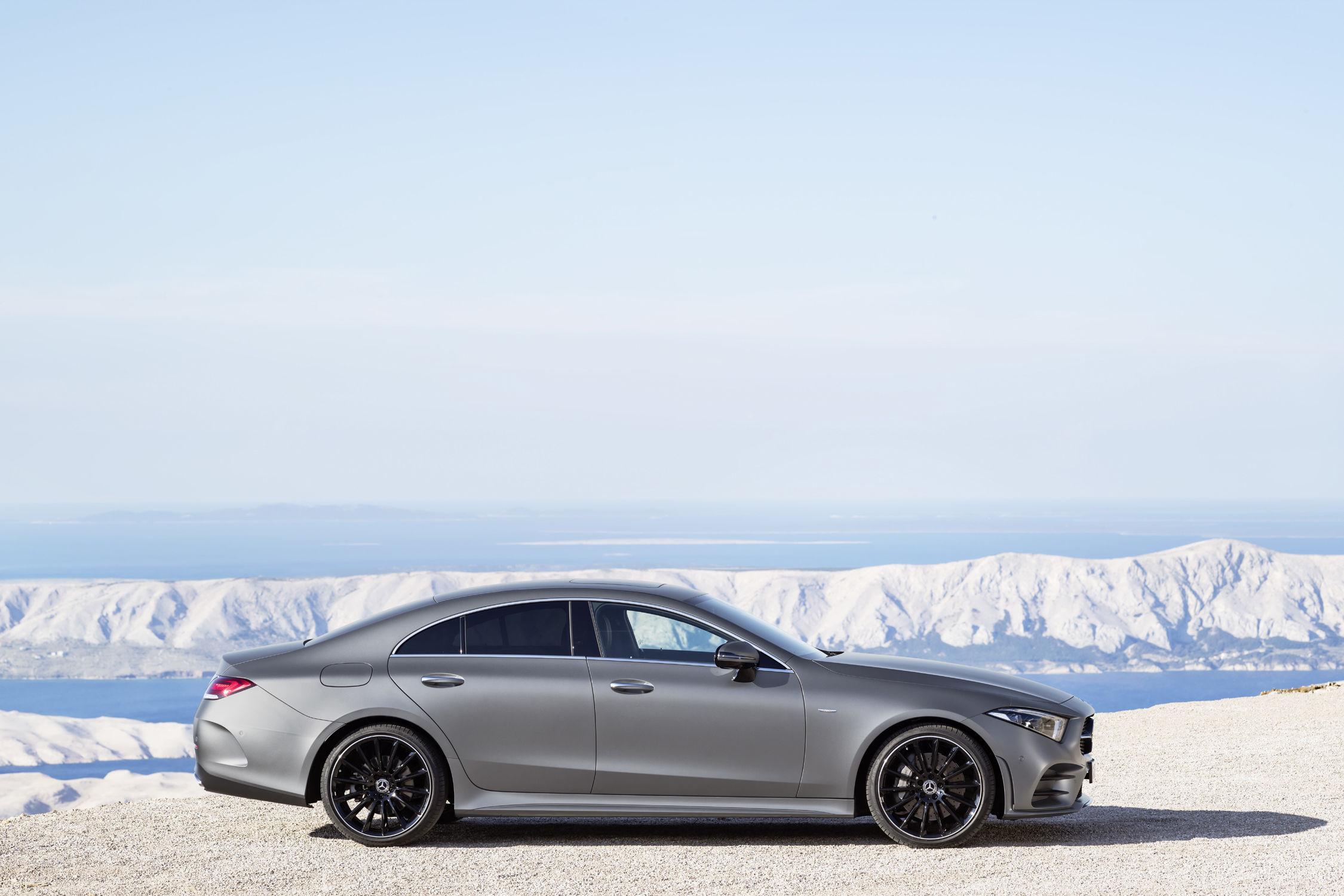 Nouvelle Mercedes CLS Tarifs Actualit Automobile
