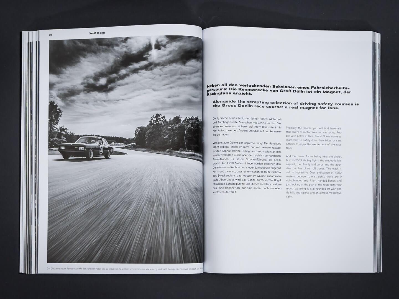 Lost Tracks — Verborgene Rennstrecken > Buch