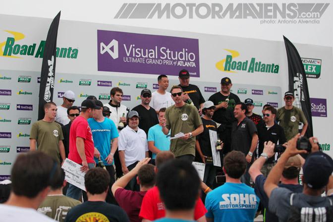 Global Time Attack Road Atlanta GTA Professional Awesome Racing Dan O'Donnell Jason Dienhart