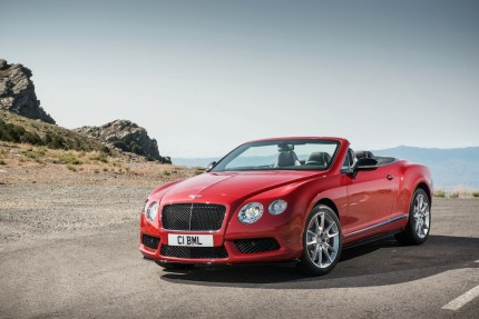 © Bentley Motors / Continental GT V8 S Convertible