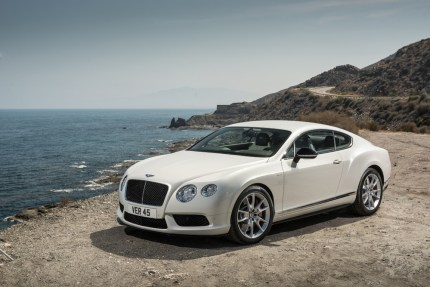 © Bentley Motors / Continental GT V8 S Coupé