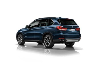 © BMW GROUP / Der neue BMW Concept X5 Security Plus (09/2013)
