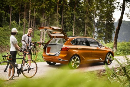 © BMW / BMW Concept Active Tourer