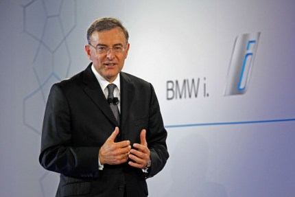 © BMW Group / Norbert Reithofer, BMW i3 Weltpremiere in New York