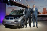© BMW Group / BMW i3 Weltpremiere in New York