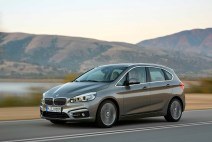 © BMW GROUP / BMW 2er Active Tourer (02/2014)