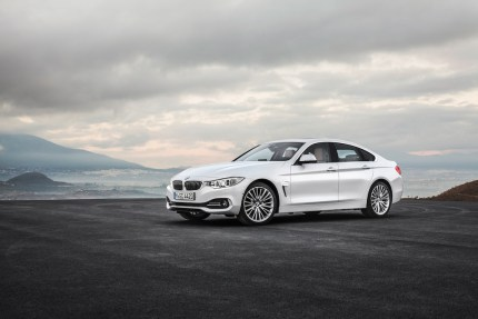 © BMW GROUP / Das neue BMW 4er Gran Coupé – Luxury Line (02/2014)