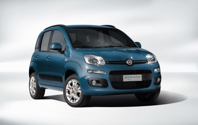 © Fiat / Fiat Panda Natural Power