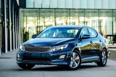 © Kia / Kia Optima HEV