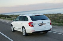 © Skoda / Skoda Superb Laurin & Klement