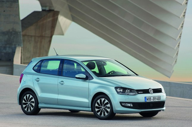 © Volkswagen / VW Polo BlueMotion