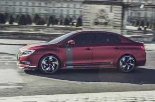 © Citroen / Citroen Concept Car DS 5LS R