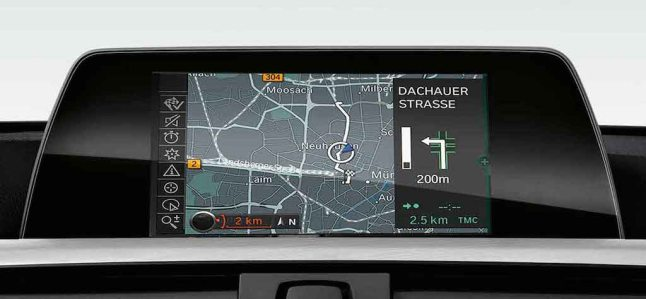 © BMW / BMW Navigationssystem Business (01/2014)