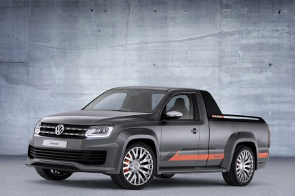 "© Volkswagen / VW Amarok ""Power"""
