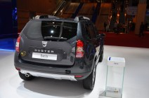 © MotorNews kw_Pariser Automobilsalon 2014 / Dacia Duster Air