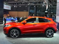 © MotorNews kw_Pariser Automobilsalon 2014 / Weltpremiere Concept Car Honda HR-V