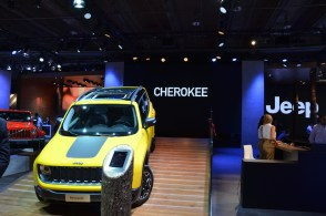 © MotorNews kw / Autosalon Paris Jeep Renegade