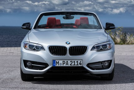 © BMW Group / Das BMW 2er Cabrio