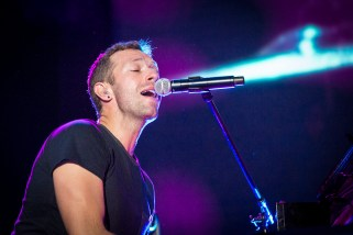 © BMW Group / Coldplay in der BMW Welt
