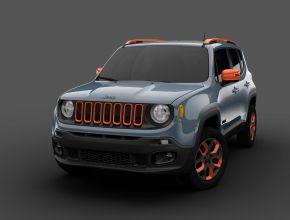 © FCA / MOPAR® Renegade Duo auf der North American International Auto Show 2015 in Detroit