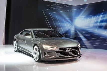 © Audi / Audi auf der CES 2015 - Audi prologue piloted driving
