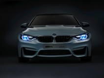 © BMW Group / BMW Innovationen auf der CES 2015 in Las Vegas - BMW M4 Concept Iconic Lights