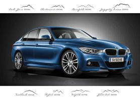 "© BMW Group / ""BMW Mountains"" 111 exklusive Sondermodelle der BMW 3er Reihe"