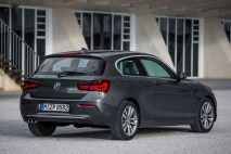 © BMW Group / BMW 1er, Modell Urban Line (01/2015)