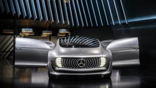 © Daimler / Mercedes-Benz auf der North American International Auto Show 2015 in Detroit