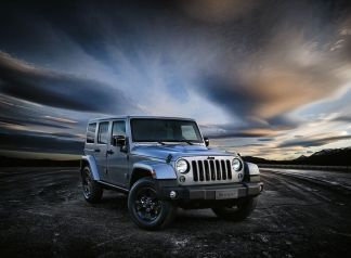 © FCA / Jeep Wrangler Black Edition II (02/2015)