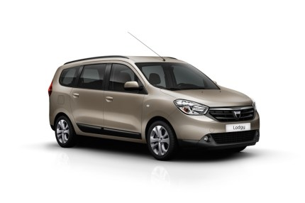 © Renault Group / Der neue Dacia Lodgy / Credits: Renault Communications