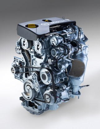© GM Company / 1.0 ECOTEC Direct Injection Turbo