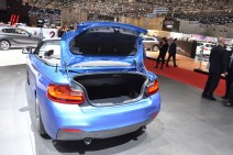 © MotorNews kw / 85. Auto-Salon Genf 2015 / BMW M235i xDrive Carbriolet