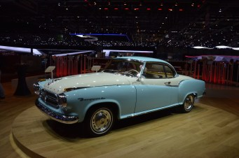 © MotorNews kw / 85. Auto-Salon Genf 2015 / Borgward Isabella Coupé