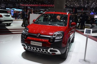 © MotorNews kw / 85. Auto-Salon Genf 2015 / Fiat Panda Cross