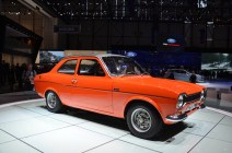 © MotorNews kw / 85. Auto-Salon Genf 2015 / Ford Escort
