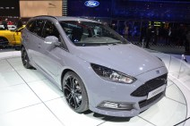 © MotorNews kw / 85. Auto-Salon Genf 2015 / Ford Focus ST