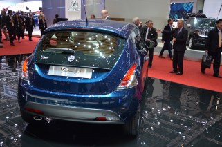 "© MotorNews kw / 85. Auto-Salon Genf 2015 / Lancia Ypsilon ""30th Anniversary"""