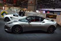© MotorNews kw / 85. Auto-Salon Genf 2015 / Lotus Evora 400