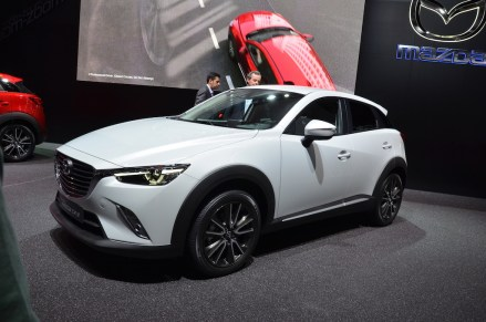 © MotorNews kw / 85. Auto-Salon Genf 2015 / Mazda CX-3