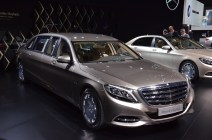 © MotorNews kw / Auto-Salon Genf 2015 / Mercedes-Maybach Pullman