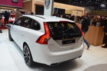 © MotorNews kw / 85. Auto-Salon Genf 2015 / Volvo V60 D5 Twin Engine