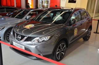 © MotorNews / Car of the Year 2015 - Nissan Qashqai, 160 Punkte (Platz 5)