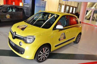 © MotorNews / Car of the Year 2015 - Renault Twingo, 124 Punkte (Platz 7)