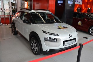 © MotorNews / Car of the Year 2015 - Citroën C4 Cactus, 248 Punkte (Platz 2)