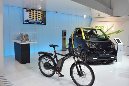 © MotorNews kw / 85. Auto-Salon Genf 2015 / smart fortwo edition MOSCOT