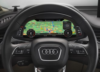 © Audi / Der neue Audi Q7_Virtual Cockpit