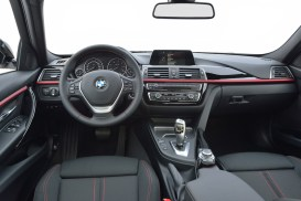© BMW Group / Der neue BMW 320d Touring EfficientDynamics Edition, Modell Sport Line (05/2015) Alpinweiß