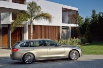 © BMW Group / Der neue BMW 3er Touring, Modell Luxury Line (05/2015) Platinsilber metallic