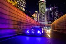 © Daimler AG / Mercedes-Benz und Baidu vertiefen strategische Partnerschaft / Mercedes-Benz F 015 Luxury in Motion in Shanghai, Mai 2015 Mercedes-Benz F 015 Luxury in Motion at Shanghai, May 2015